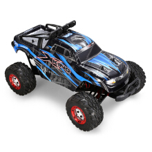 Channel High Speed Crossing Car Off Road Racer (Blue)