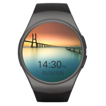 [Kingstore]Bluetooth Smart Watch Phone KING-WEAR KW18 Sim&TF Card Heart Rate Smartwatch