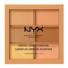 NYX Professional Makeup Professional Make Up 3C Palette Medium