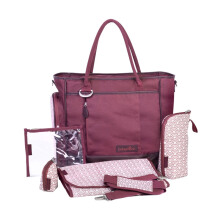 BABYMOOV Essential Bag - Cherry