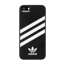 ADIDAS Moulded Case for iPad Mini 4 - White/Black (21641)