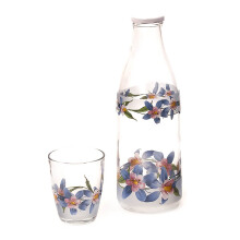BRILIANT Bottle Set Flower Annabelle - Biru/GM1282