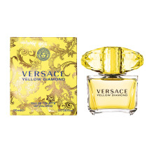 VERSACE Woman Yellow Diamond EDT Natural Spray 90ml