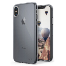 RINGKE AIR Case for iPhone X - Smoke Black