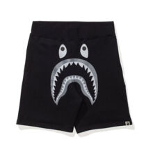 A BATHING APE Und Sweat Shorts - Black