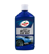 Turtle Wax Original Metallic Car Wax MADE IN USA - Wax Pengkilap & Poles Bersih Eksterior Body Mobil - 473 ml