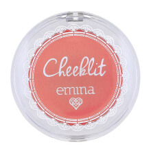 EMINA Cheeklit Pressed Blush Bittersweet 3.5 g