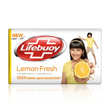 LIFEBUOY Soap Bar Lemonfresh 4x110g