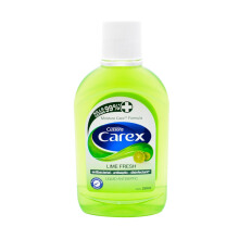 CAREX Liquid Antiseptic Lime Fresh 250 ml