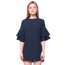 LOOKBOUTIQUESTORE Lova Dress - Navy [XS]