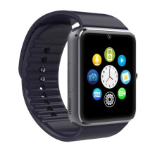 I-One GT08 Smartwatch For Android and iOS - Hitam