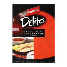 FANTASTIC Delites Crackers SW Chilli & Sour Cream #912 80g