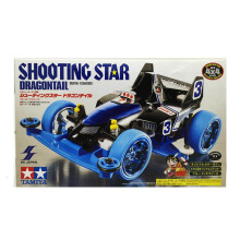 TAMIYA Mini 4WD Dash 3 Shooting Star Dragon Tail -Black (Super I Chassis)
