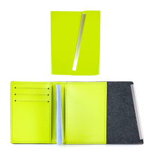 NUDESIGN Card Wallet ACH25P - Green / 11.5x3x9.5cm