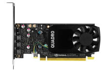 Leadtek Nvidia Quadro P400 Graphic Card - Hitam