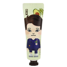 Nature Republic Exo Soothing Handcream 30ml #Chen Avocado