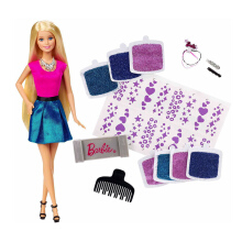 BARBIE Glitter Hair 6CLG18