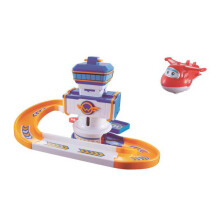 SUPER WINGS Runway Connected Tower