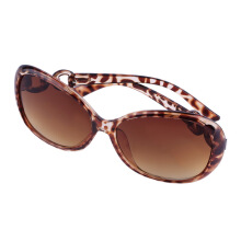 Women Fashion Retro Vintage Oversized Eyewear Sunglasses Outdoor Glasses