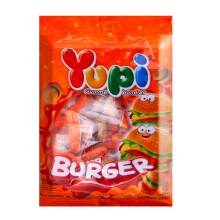 YUPI Mini Burger Hanging Bag MIX 104gr