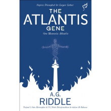 The Atlantis Gene - A.G. Riddle 9786020900223
