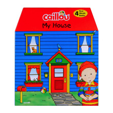 CHOUETTE Caillou My House 3 - 6 years