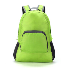 [Kingstore]Korean Solid Color Foldable Outdoor Travel Business Bag Waterproof Backpack