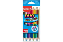 MAPED Color Peps Duo x12 - 24 Colors