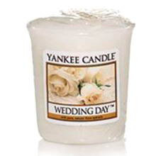 YANKEE CANDLE Votive - Wedding Day - 49gr