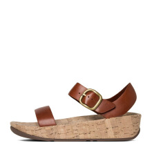 FITFLOP Bon Ftw Wn Dark Tan