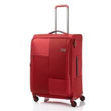 Samsonite Cubix Spinner 68/25 TSA EXP Cranberry
