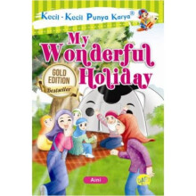 Kkpk.My Wonderful Holiday-New - Qurrota Aini 9786024201746