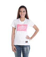 SPECS MAKERU MONOKA T-SHIRT W - WHITE