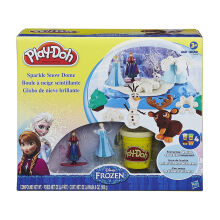 PLAY-DOH Sparkle Snow Dome PDOB0656
