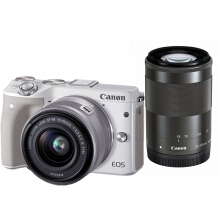CANON EOS M3 Kit EF-M15-45mm + EF-M 55-200mm