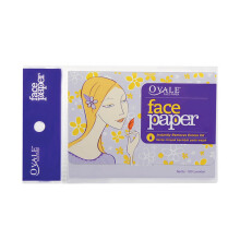 OVALE Face Paper Xtra Small 1box