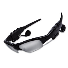 Sunglasses Bluetooth Headset Earphone Hands-free Phone Call For iPhone