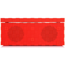 N11 Fashionable NFC Gesture Recognition Wireless Bluetooth Speaker (Red)