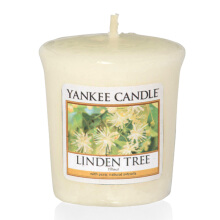 YANKEE CANDLE Votive - Linden Tree - 49gr