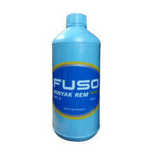 Fuso DOT 3 Brake Fluid - 946 mL