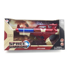 Toy Addict Space Warriors Gun With Light and Sound Type 250 - 5875452 - Multicolor