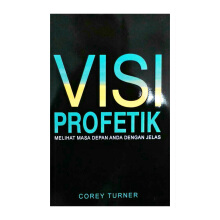 Visi Profetik by Corey Turner - Religion Book 9786024190576
