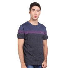 HAMMER T-Shirt Stripe [B1TS147A1] - Grey