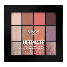 NYX Professional Ultimate Multi-Finish Shadow Palette Sugar High