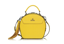BONIA Trastevere Sonia Hand Bag - Yellow [860208-001-07]