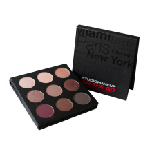 STUDIOMAKEUP On The Go Eyeshadow Palette - Cool Down