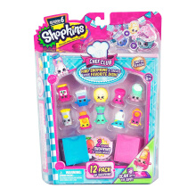 SHOPKINS Chef Club 12 Pack 56144