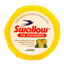SWALLOW Kamper Air Freshener Lemon