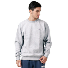 CHAMPION Powerblend Fleece Crew - Oxford Grey