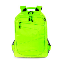TUCANO Lato Backpack for MBP17 Green - Black-V